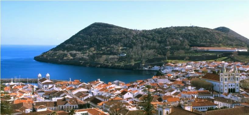 Domica (Isla del South Blue) Terceira