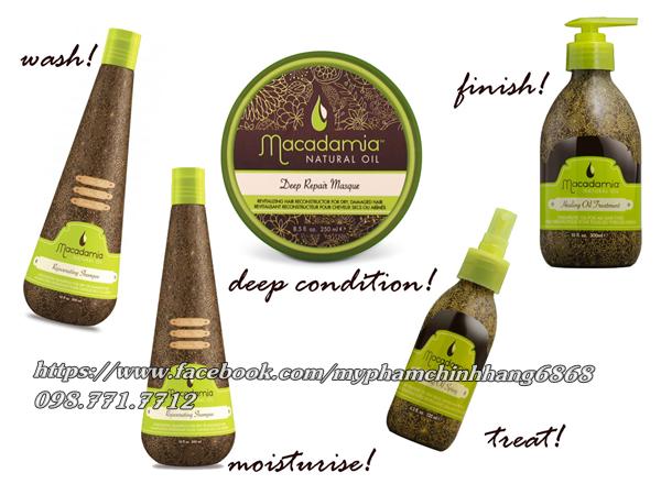tinh dầu maca, tinh dầu macadamia, tinh dầu dưỡng tóc, dưỡng tóc, phục hồi tóc, tinh dầu dành cho tóc uốn,