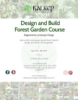 Forest Garden  Design and Build Course