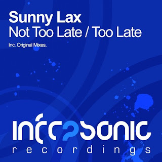 Sunny Lax - Not Too Late