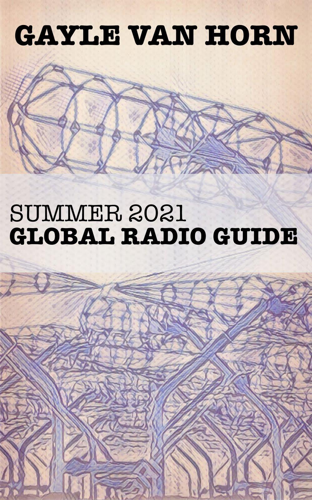 Global Radio Guide (Summer 2021)