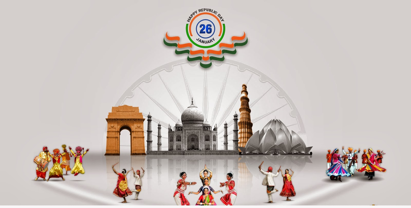 NEW Republic Day Wallpapers And Greeting For Facebook Cover Whatsapp Dp Profile Pictures 1