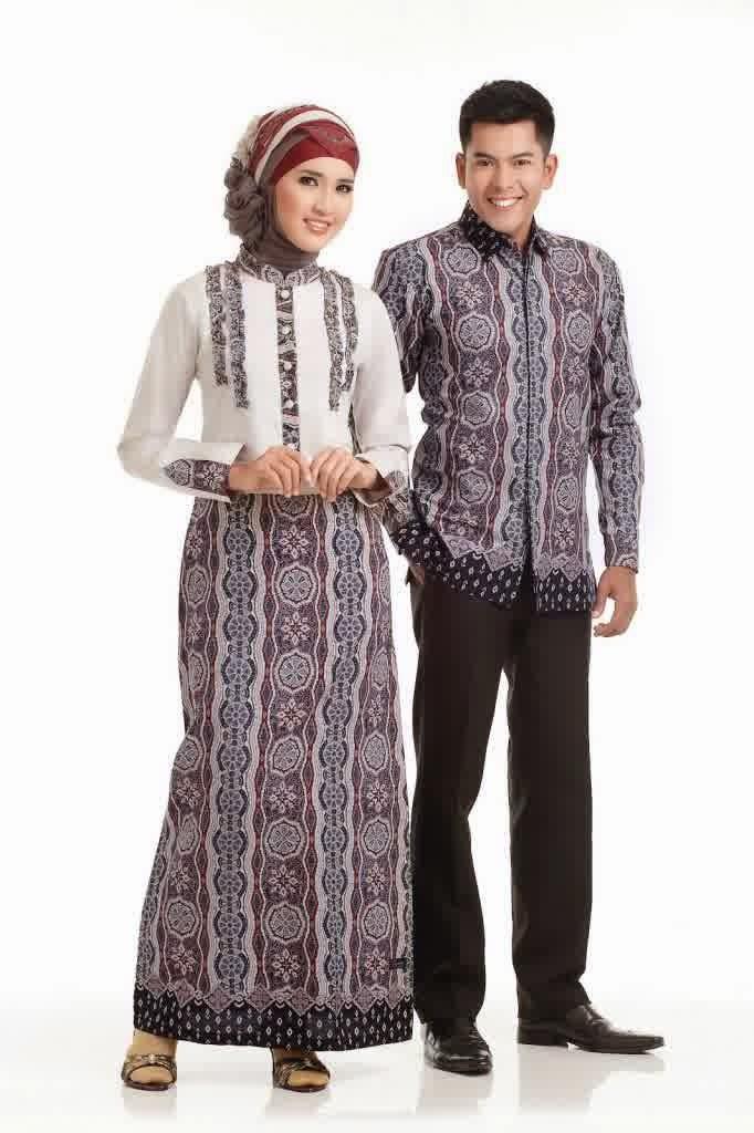 Contoh Model Baju Gamis Muslim Terbaru