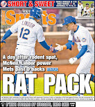 Uh-oh. The Mets have a nickname.