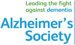 PLEASE SUPPORT ALZHEIMER'S SOCIETY