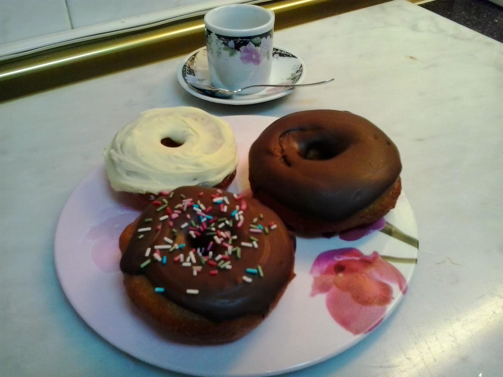 Mi maravilloso rinc n de reposter a creativa donuts de - Ingredientes reposteria creativa ...