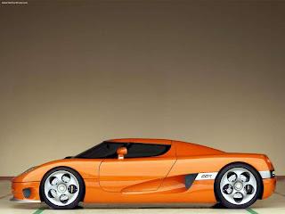 Koenigsegg CCR (2004)