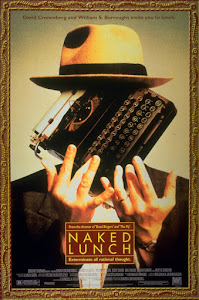 Naked Lunch Poster