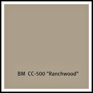 benjamin moore ranchwood