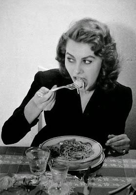 spaghetti loren