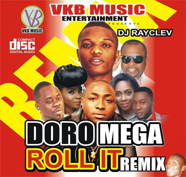 MIXTAPE: NON-STOP DORO MEGA ROLL IT REMIX