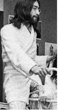 Bathrobe Favorites: Lennon