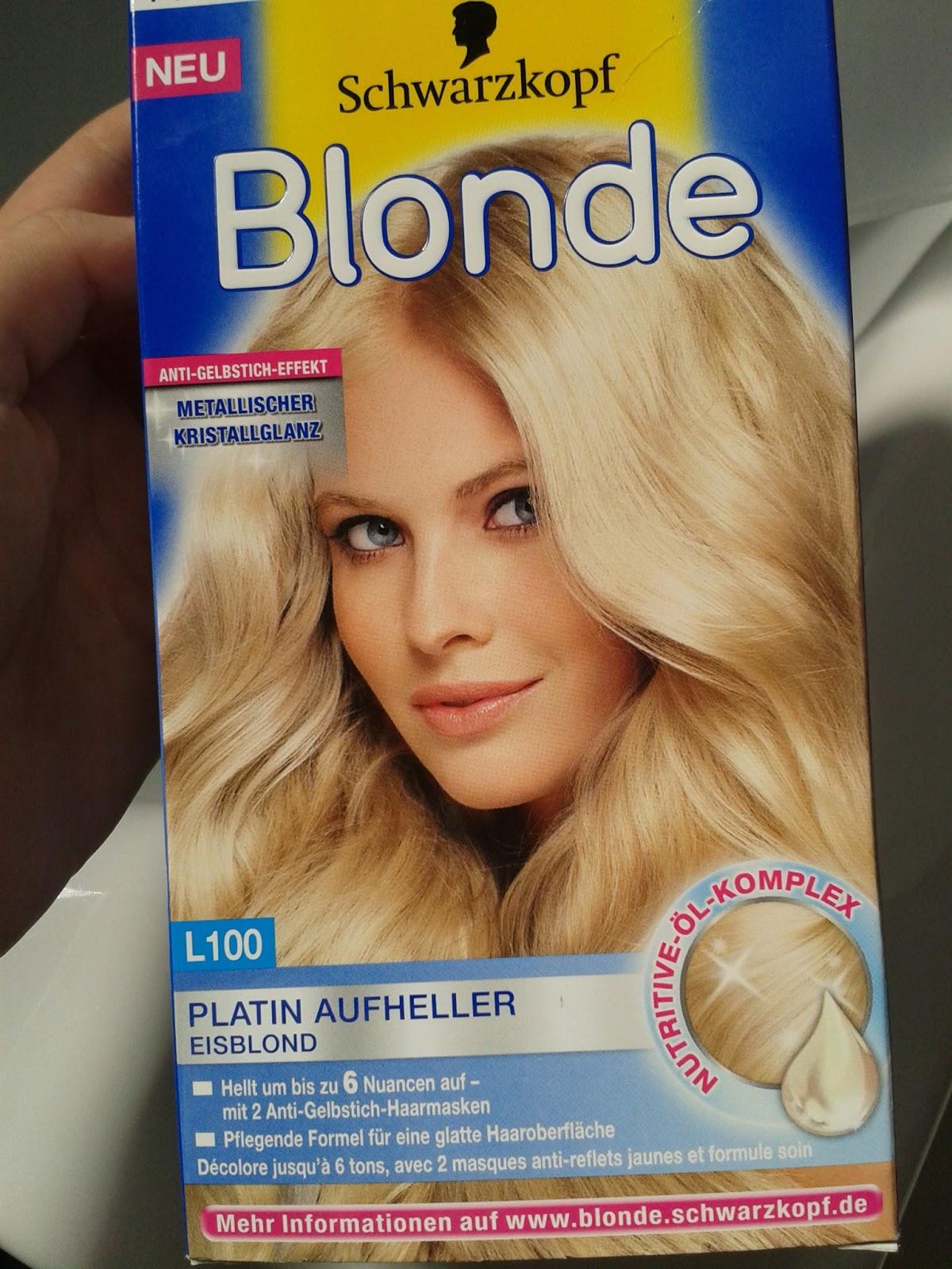 Haare aufhellen mit farbe