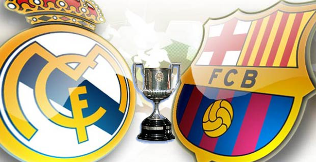 Ver Real Madrid vs Barcelona en VIVO: Final Copa del Rey 2014