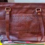 jual tas kerajinan bahan kulit asli