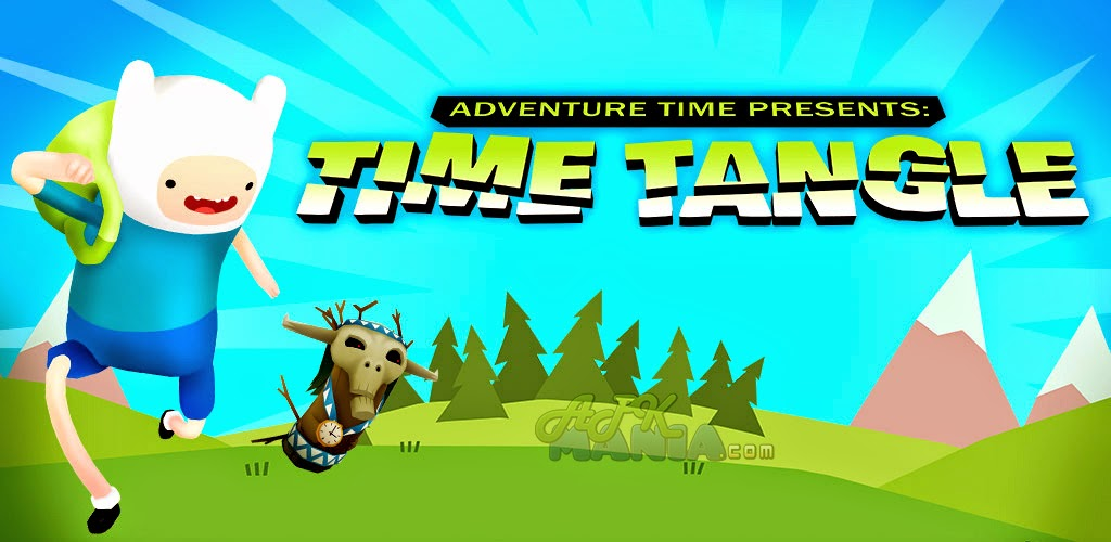 descargar para jugar gratis Enredos en el Tiempo time tangle Cartoon Network Hora de Aventura Adventure time