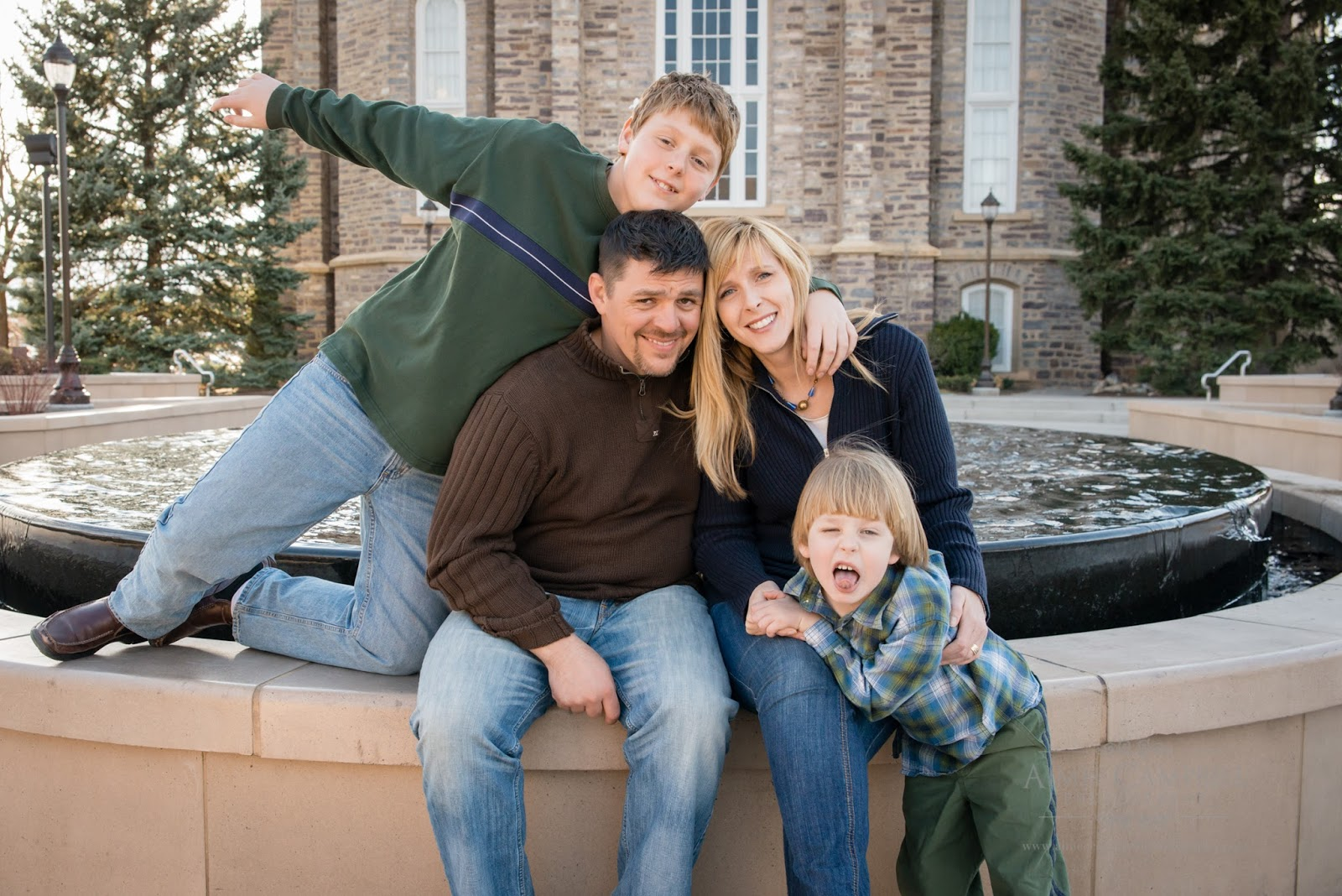 Logan Utah Family Pictures