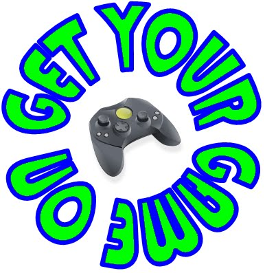 Get Your Game On, video game controller