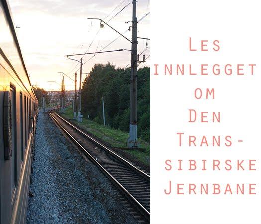 Den Transsibirske Jernbane