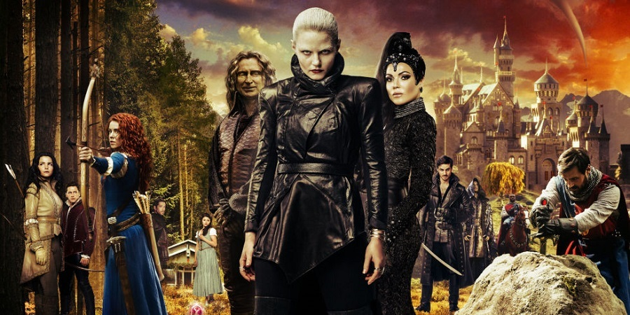Era Uma Vez - Once Upon a Time 3ª Temporada 2013 Série 720p Bluray HD completo Torrent