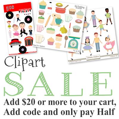 Clipart Sale