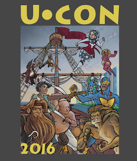 U-Con: Michigan's Best Gaming Convention