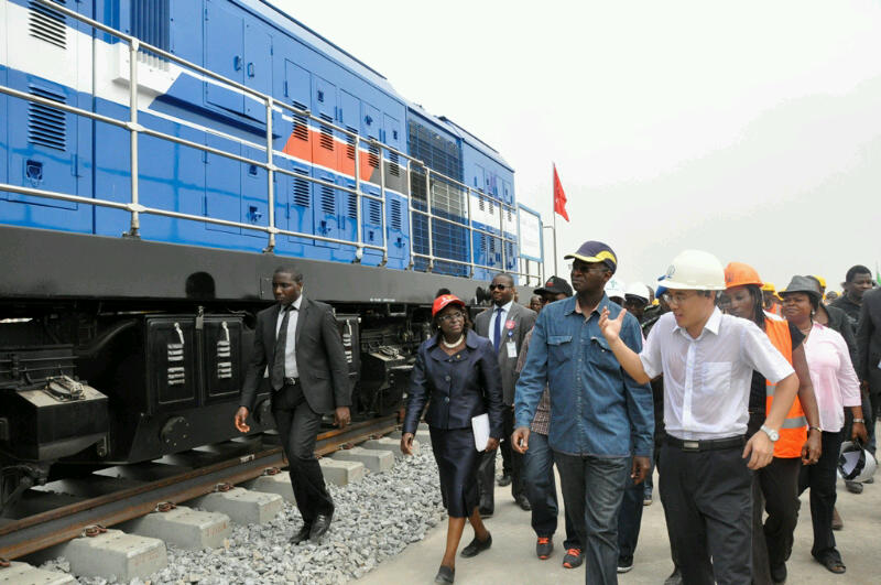 woman crushed killed moving train lagos