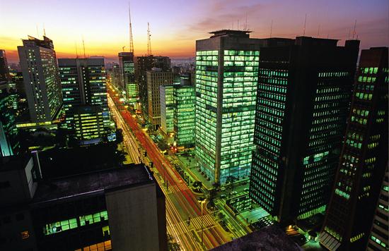Sao Paulo Avenue