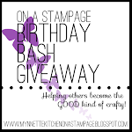 Mynn's Birthday Bash Giveaway ends May 31