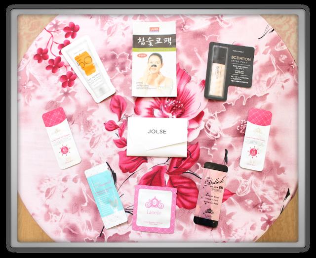 Jolse haul review Etude House  Precious Mineral Magic Any Cushion pink peach mint Surprise Stick essence Concealer 01 2