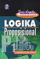 ajibayustore  Judul Buku : SERI LOGIKA MATEMATIKA LOGIKA PROPOSISIONAL Pengarang : F. Soesianto dan Djoni Dwijono Penerbit : Andi
