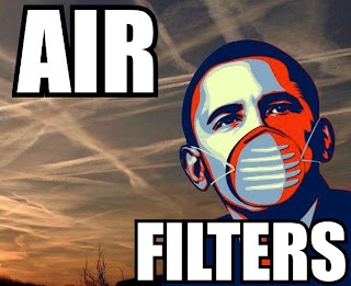 chemtrail air filter