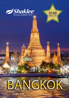 Peluang Melancong Ke Bangkok Dengan SHAKLEE!