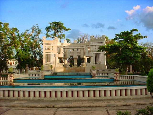 Parque de las América, Yucatán