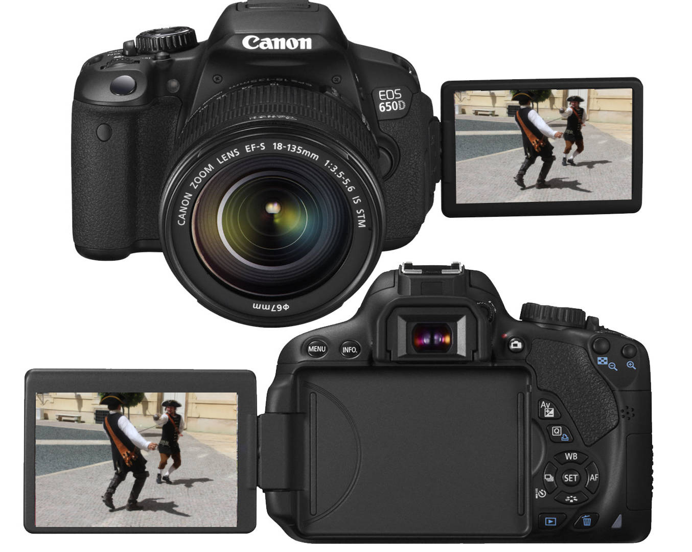 Canon Digital SLR Cameras That Existed In 2013 Smart