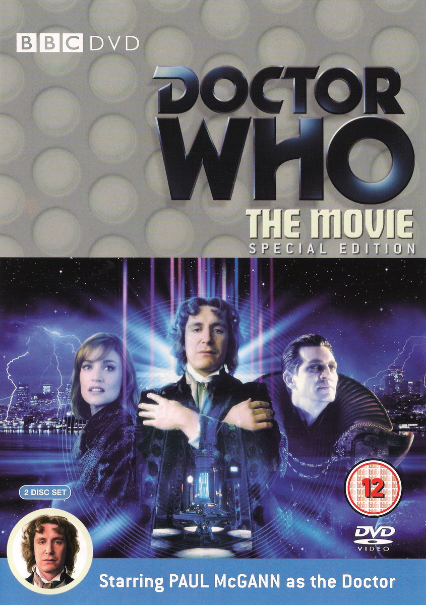 ... Of A Social Misfit: Doctor Who: The Movie Special Edition DVD Review