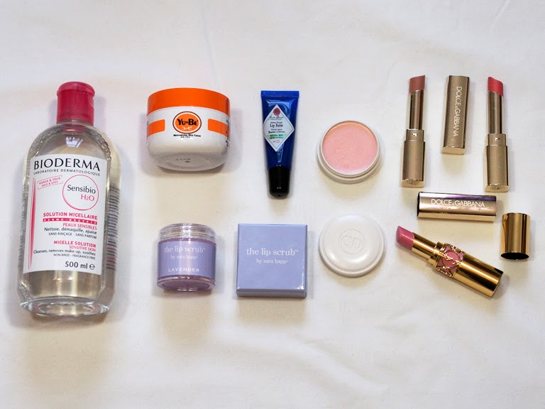 lips therapy products
