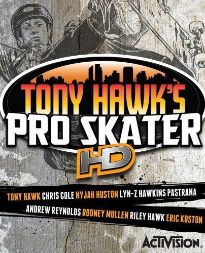 Tony Hawk's Pro Skater HD - Repack