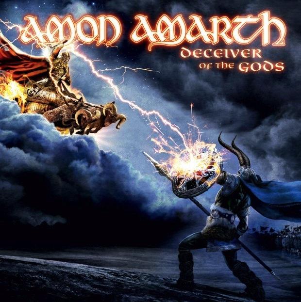 AMON AMARTH - WAR OF THE GODS LYRICS
