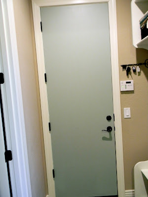 What paint for internal doors