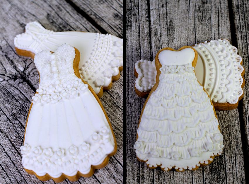 galletas vestidos