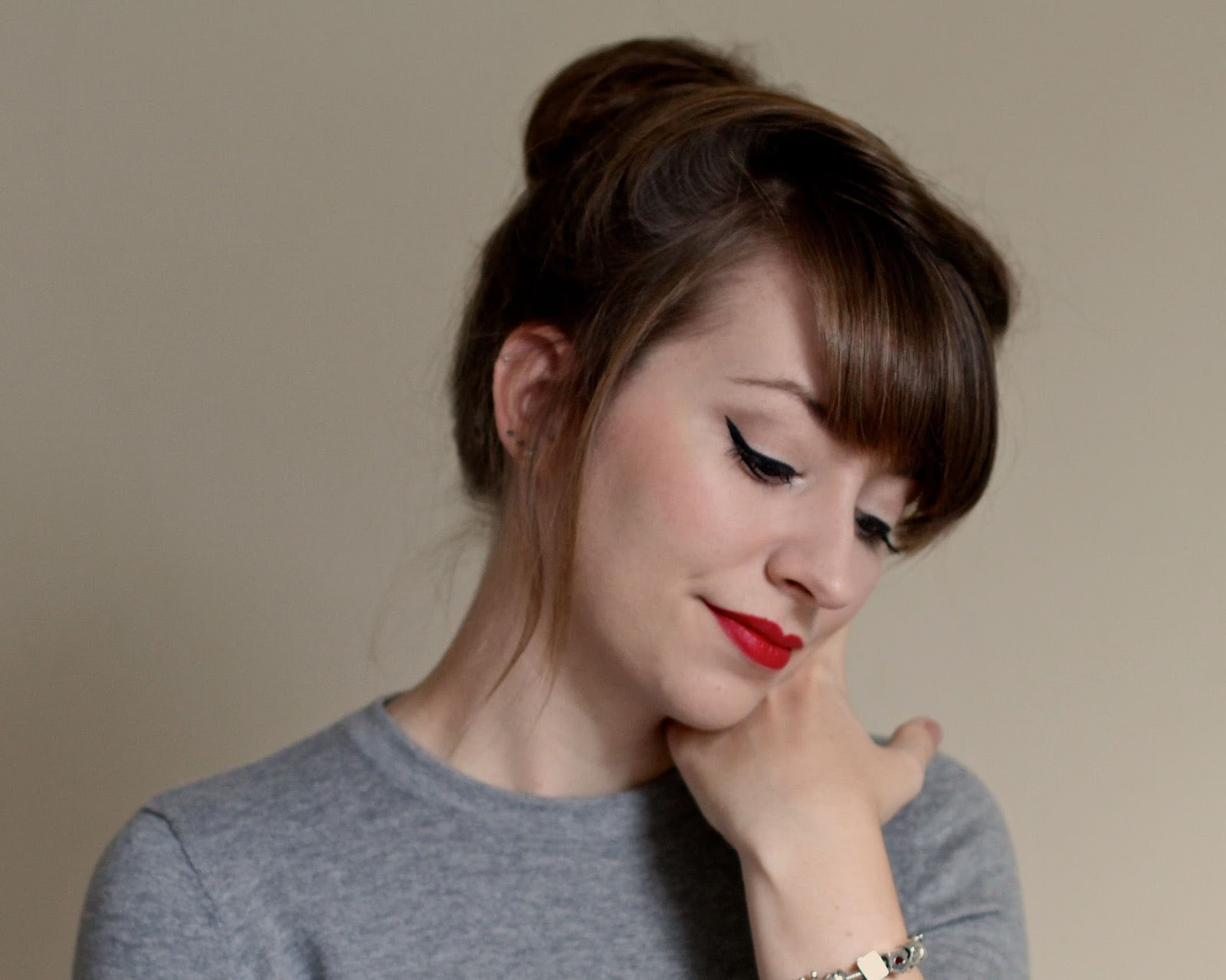Nars Velvet Matte Lip Pencil in Mysterious Red review