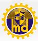 Mazagon Dock Limited Logo
