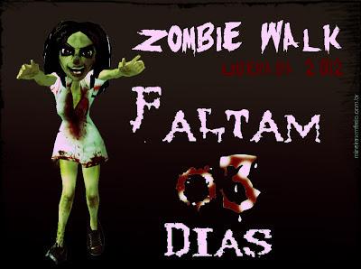 zombie walk uberaba 2012