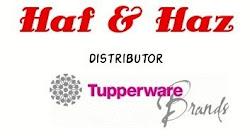 Haf N Haz Tupperware