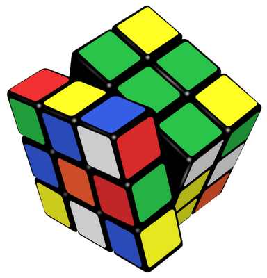 Cara memecahkan Rumus Rubik 3×3 secara Cepat dan Praktis