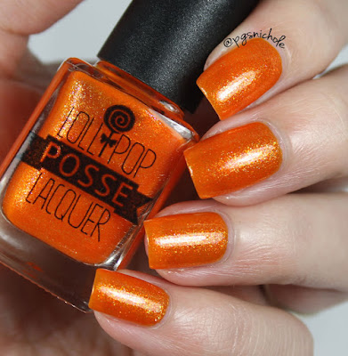 Lollipop Posse Lacquer In-Betweens