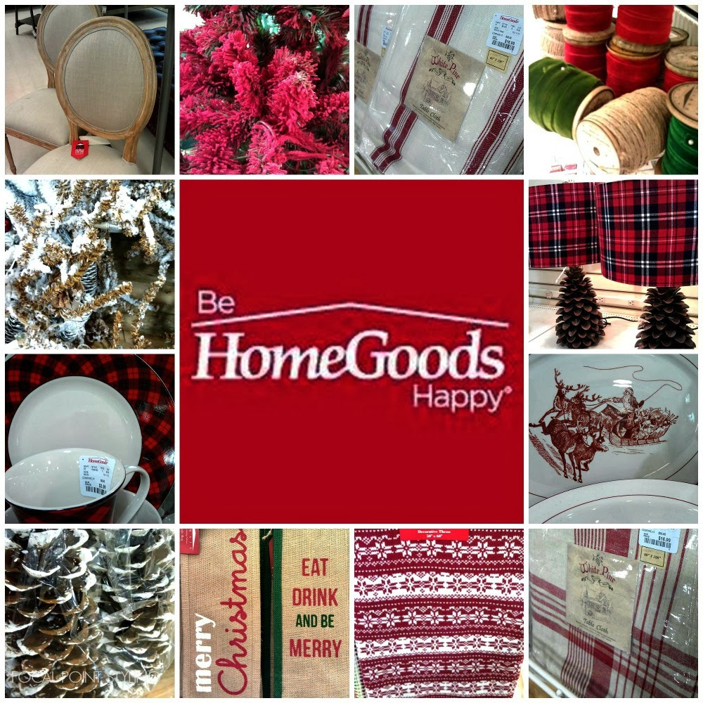 Focal Point Styling Get Holiday Homegoods Happy With