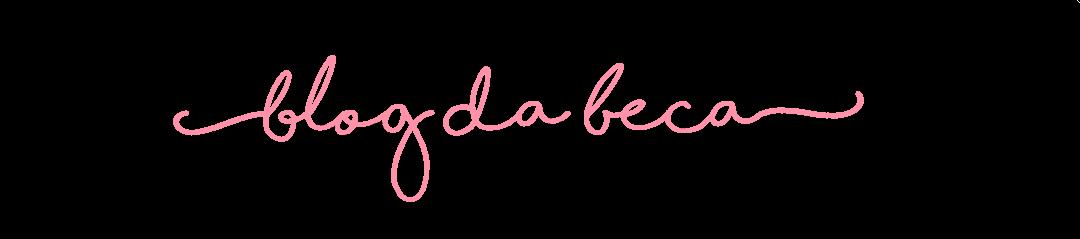 Blog da Beca