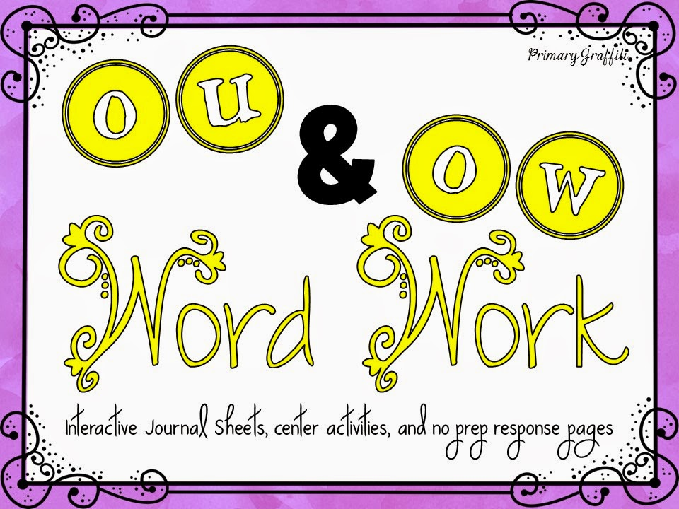 https://www.teacherspayteachers.com/Product/Phonics-Word-Work-ou-ow-1723230